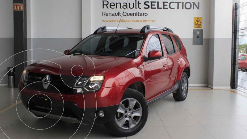 Foto Renault Duster Dynamique usado (2017) color Rojo precio $222,000