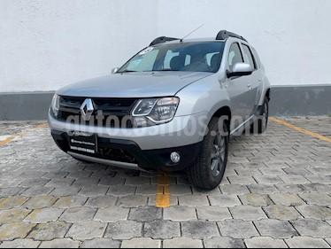 Renault Duster Intens Aut usado (2018) color Plata precio $214,900