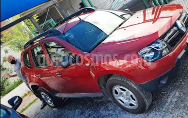 Renault Duster Zen Aut usado (2019) color Rojo precio $289,000