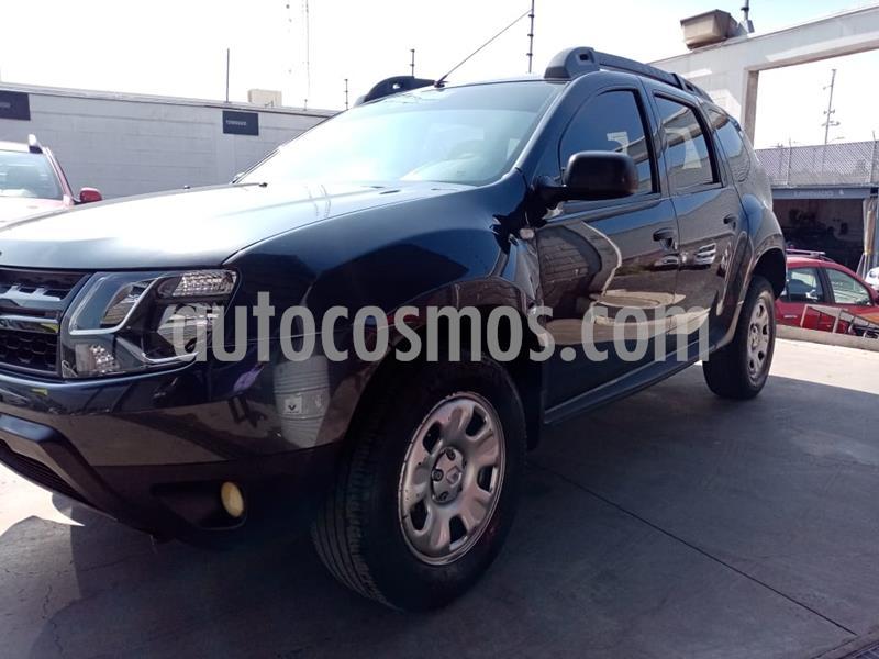 Renault Duster Zen Aut usado (2018) color Gris precio $210,000