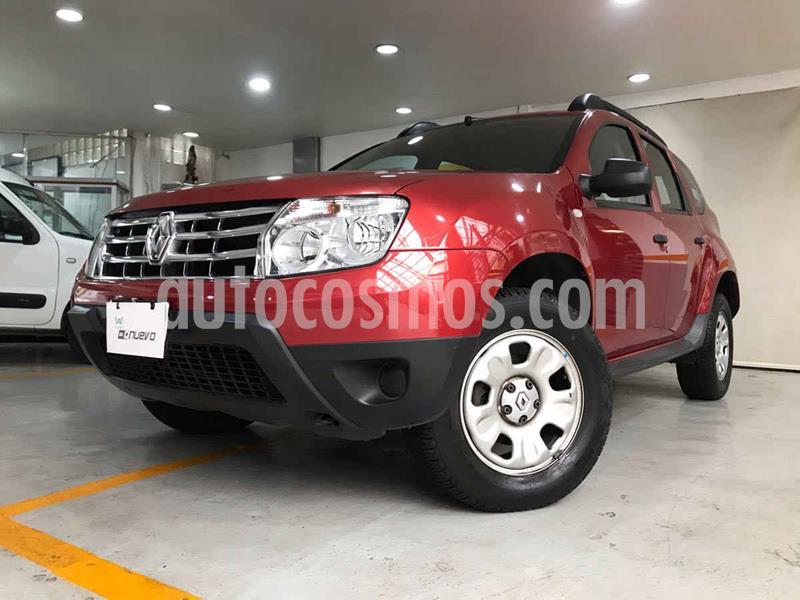 Renault Duster Expression usado (2015) color Rojo precio $143,000