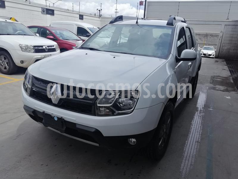 Renault Duster Intens usado (2018) color Blanco precio $228,000