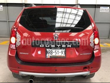 Renault Duster 5P DYNAMIQUE AT A/AC. VE F. NIEBLA RA-16 usado (2013) color Rojo precio $149,000