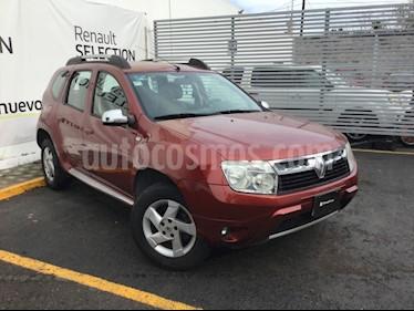 Renault Duster Dynamique Aut usado (2013) color Rojo Fuego precio $125,000