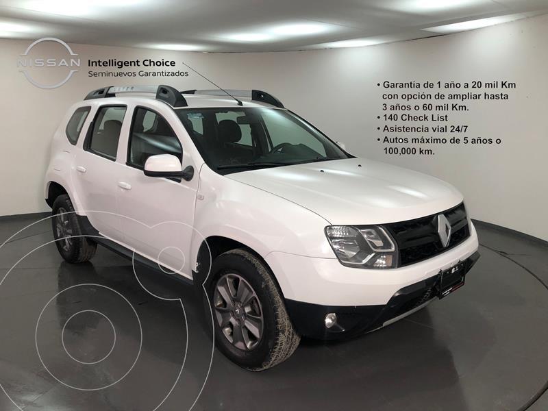 Foto Renault Duster Dynamique usado (2017) color Blanco precio $210,000