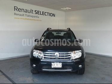 Renault Duster Dynamique usado (2016) color Negro precio $185,000