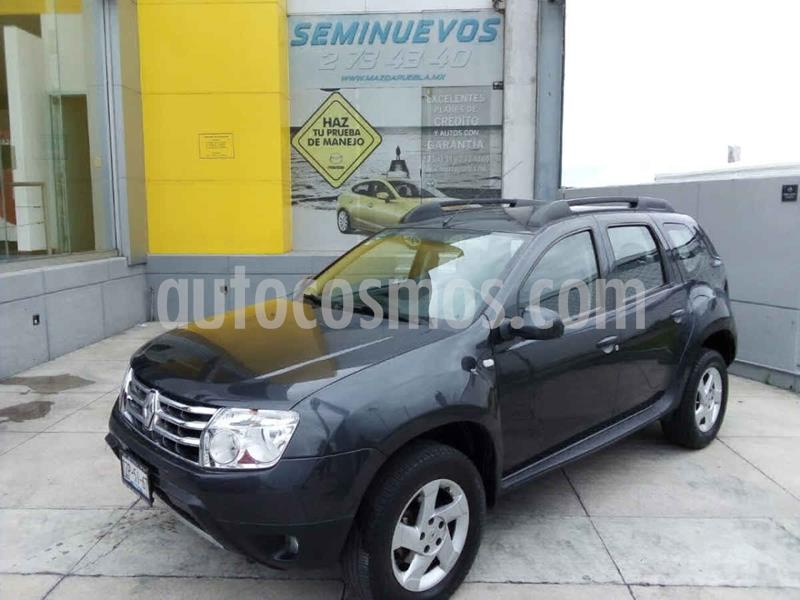 Renault Duster Dynamique Aut Pack usado (2015) color Negro precio $177,000