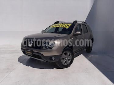 Renault Duster Dynamique Aut Pack usado (2017) color Bronce Castano precio $216,200