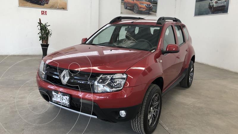 Renault Duster Intens usado (2020) color Rojo precio $269,000