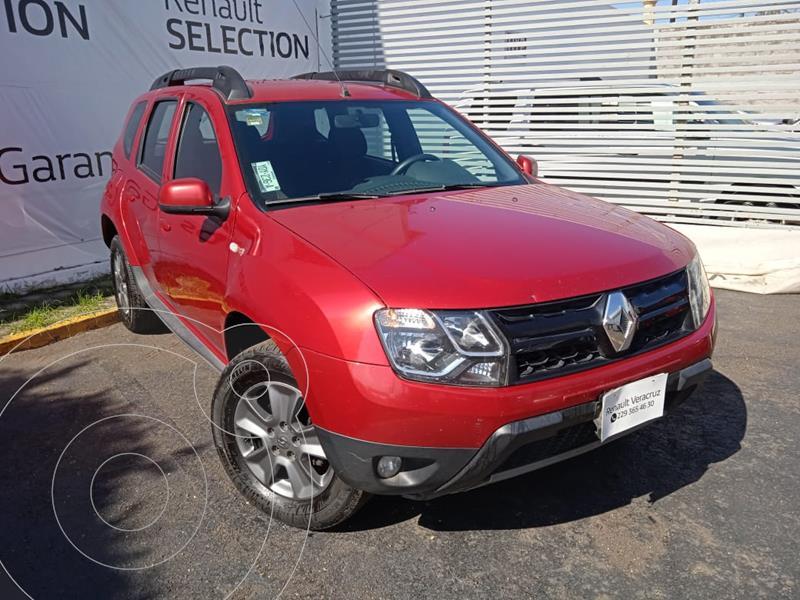 Renault Duster Intens Aut usado (2019) color Rojo Fuego precio $225,000