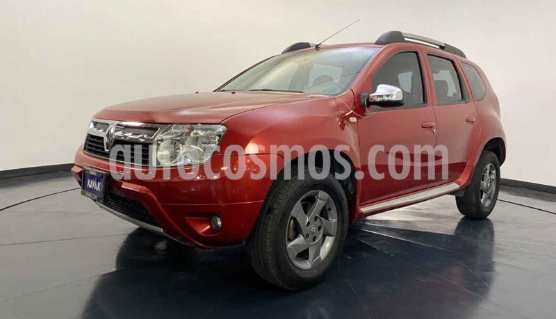 Renault Duster Expression Aut usado (2014) color Rojo precio $149,999