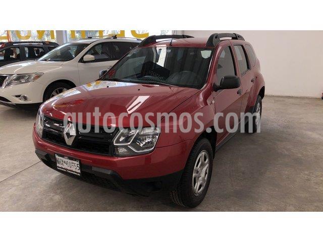 Renault Duster Zen usado (2019) color Rojo Fuego precio $218,000