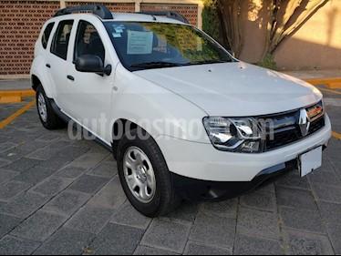 Renault Duster Expression Aut usado (2018) color Blanco precio $180,000
