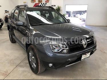 Renault Duster Intens Aut usado (2018) color Gris Estrella precio $229,000