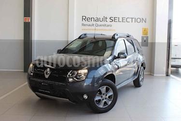 Renault Duster 5p Intens L4/2.0 Man usado (2018) color Gris precio $230,000