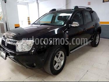 Renault Duster 5p Dynamique aut usado (2013) color Negro precio $149,000