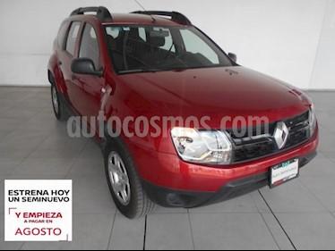 Renault Duster 5P ZEN L4/2.0 AUT usado (2019) color Rojo precio $219,000