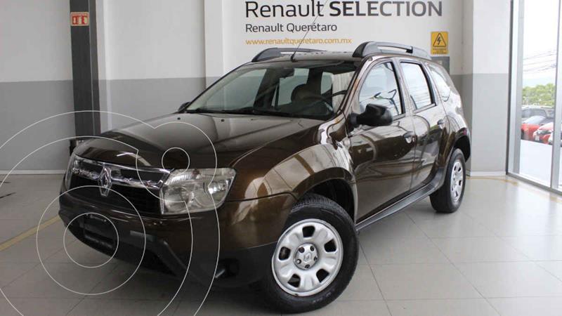 Foto Renault Duster Expression Aut usado (2013) color Cafe precio $170,000