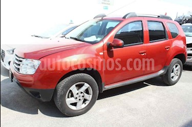 Renault Duster Dynamique Aut Pack usado (2015) color Rojo precio $165,000