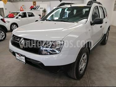 Renault Duster Zen usado (2018) color Blanco Glaciar precio $199,000