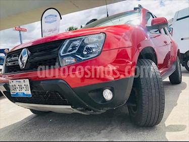Renault Duster DYNAMIQUE  TA usado (2017) color Rojo precio $212,000