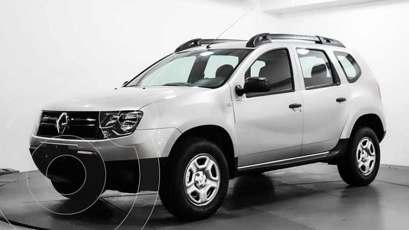 Renault Duster Zen Aut usado (2020) color Plata Dorado precio $257,000