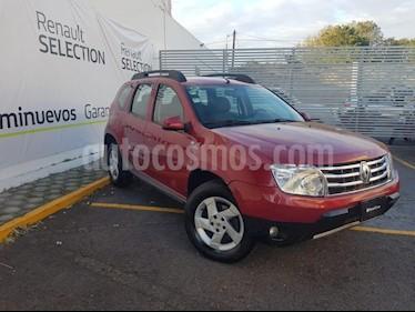 Renault Duster Dynamique Aut usado (2016) color Rojo Fuego precio $185,000