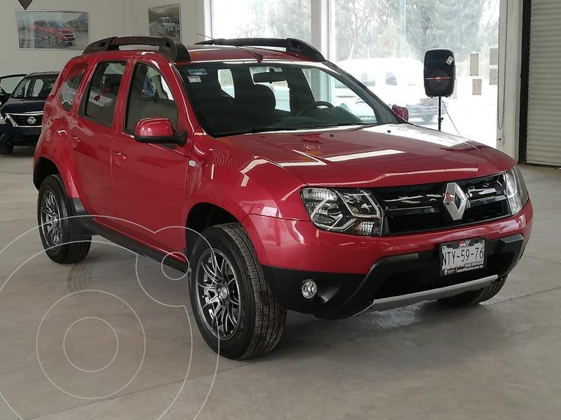 Renault Duster Intens usado (2020) color Rojo Fuego precio $268,000