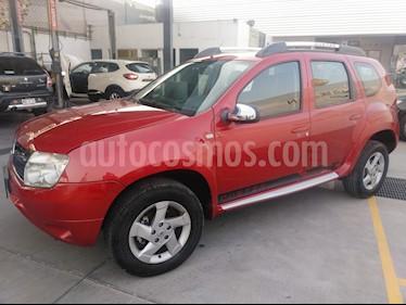 Renault Duster Dynamique Aut usado (2013) color Rojo Fuego precio $130,000