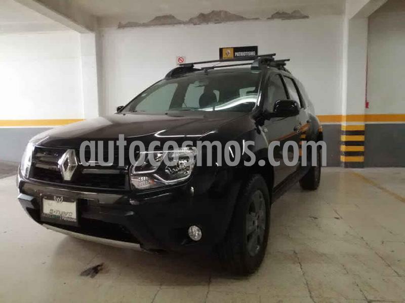 Renault Duster Intens Aut usado (2018) color Negro precio $220,000