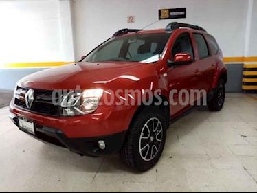 Renault Duster 5p Connect DEH TA usado (2019) color Rojo precio $275,000