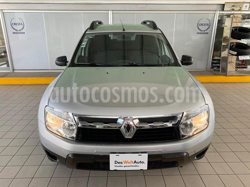 Renault Duster Expression Aut usado (2014) color Gris Estrella precio $134,900