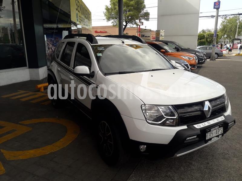 Renault Duster Dakar Aut usado (2018) color Blanco Glaciar precio $215,000