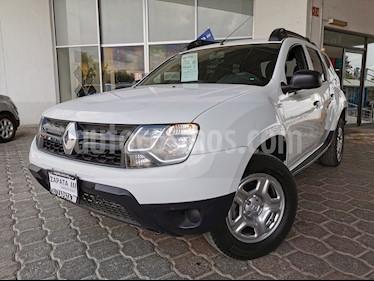 Renault Duster Zen usado (2018) color Blanco Glaciar precio $185,000
