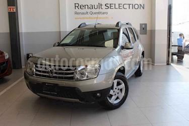 Renault Duster 5p Dynamique L4/2.0 Aut MediaNav Pack usado (2015) color Cafe precio $160,000