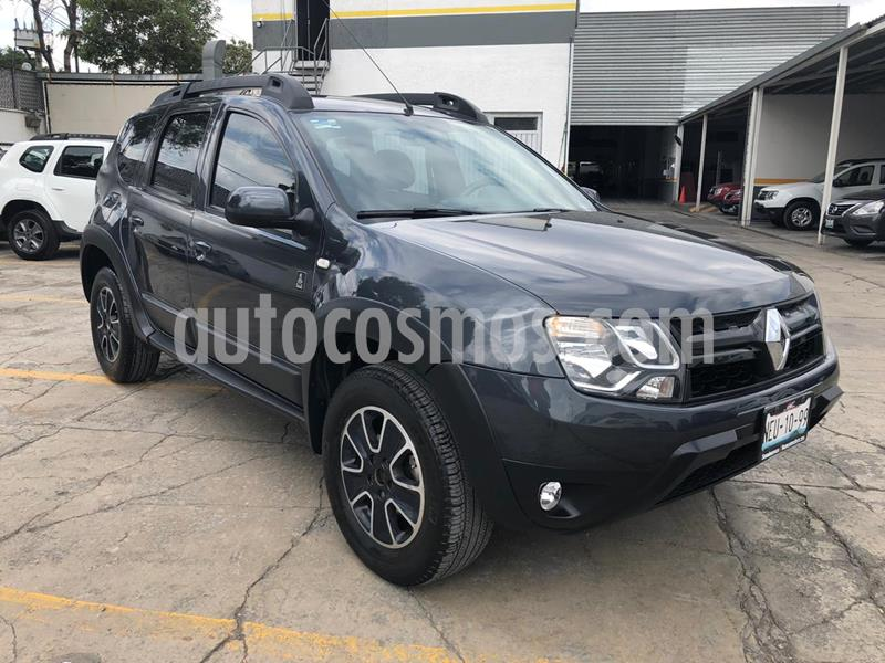 Renault Duster Dakar usado (2018) color Gris precio $220,500