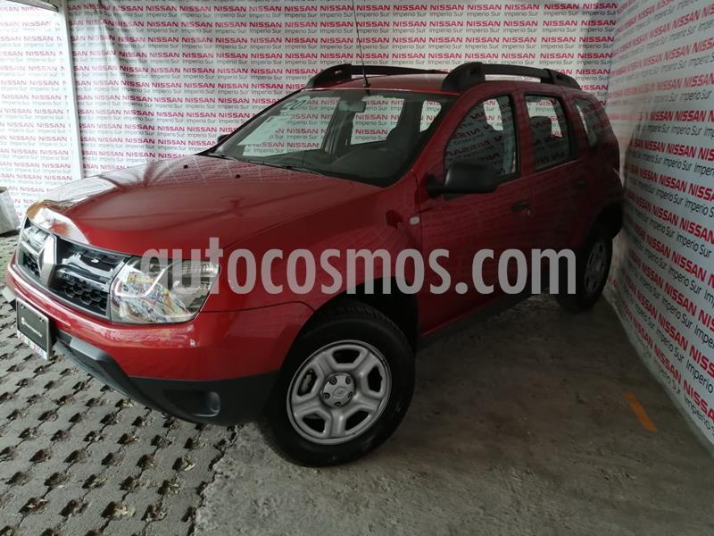 Renault Duster Zen usado (2020) color Rojo Fuego precio $215,000