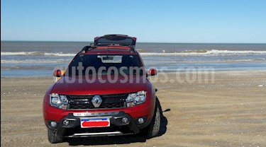 Foto Renault Duster Privilege 2.0 4x4 usado (2017) color Rojo precio $569.000
