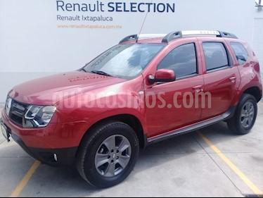 Foto venta Auto usado Renault Duster Zen Aut (2017) color Rojo precio $200,000