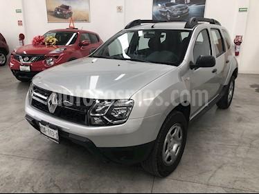 Foto venta Auto usado Renault Duster Zen Aut (2018) color Plata precio $220,000