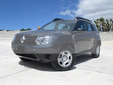 Foto venta Auto usado Renault Duster Zen (2018) color Gris Estrella precio $210,000
