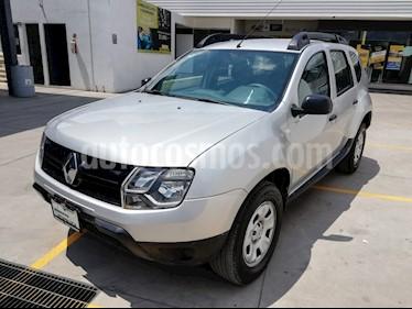 Foto venta Auto usado Renault Duster Zen (2018) color Plata precio $210,000
