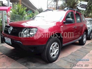 Foto venta Auto usado Renault Duster Zen (2018) color Rojo Fuego precio $215,000