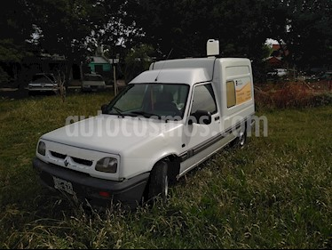 Renault Express RN DSL usado (1997) color Blanco precio $90.000