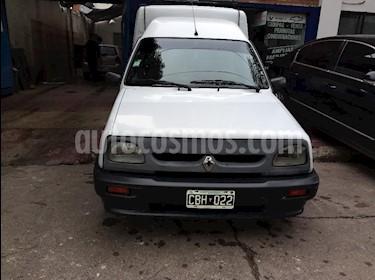 Foto venta Auto usado Renault Express RN DSL (1998) color Blanco precio $78.800
