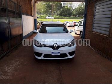 Foto venta Auto Usado Renault Fluence - (2015) color Blanco precio $335.000