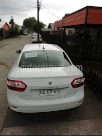 Renault Fluence 2.0L Authentique usado (2016) color Blanco precio $6.000.000
