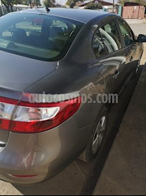Renault Fluence 2.0L Authentique usado (2016) color Gris Platino precio $5.900.000