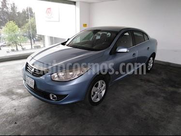 Foto venta Auto usado Renault Fluence 4p Dynamique L4/2.0 Aut (2011) color Azul precio $100,000