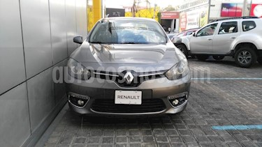 Renault Fluence 4p Dynamique L4/2.0 Aut usado (2015) color Gris precio $155,000
